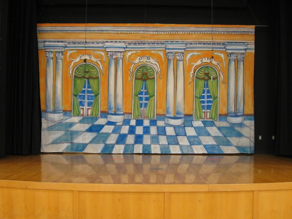 Set Design Once Upon A Mattress Emma Weisman